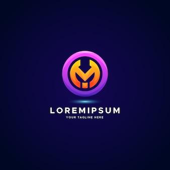 Logotipo inicial m