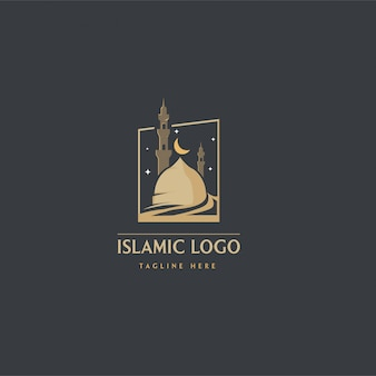 Logotipo islâmico