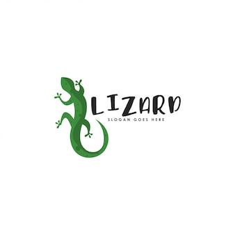 Logotipo lagarto