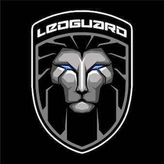 Logotipo leon securuty