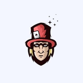 Logotipo mágico