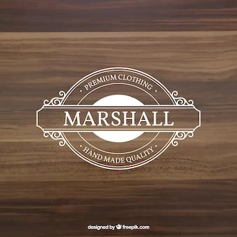 Logotipo marshal