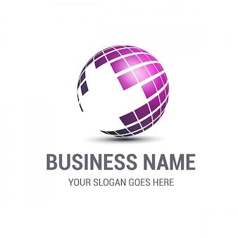 Logotipo modelo de negócio