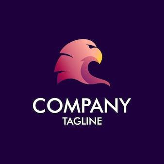 Logotipo moderno da águia