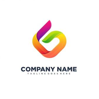 Logotipo moderno de g