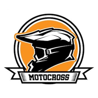 Logotipo motocross