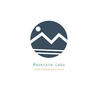 Logotipo mountsin