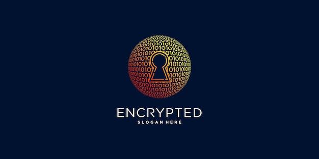 Logotipo mundial com conceito de tecnologia moderna criativa premium vector parte 3