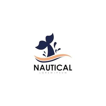 Logotipo náutico