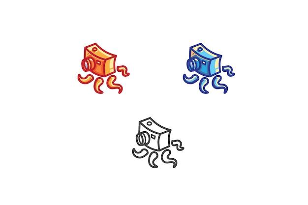 Logotipo octocam