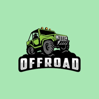 Logotipo off-road