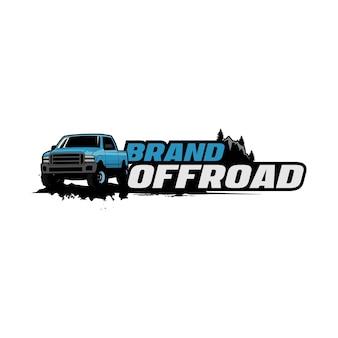 Logotipo offroad