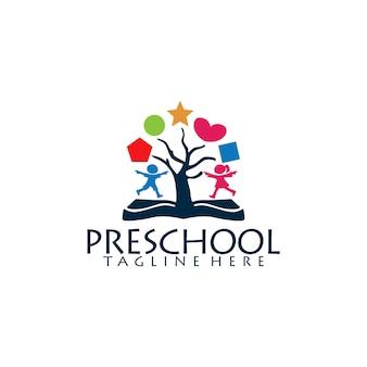 Logotipo pré-escolar