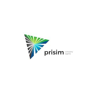 Logotipo prism