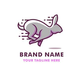 Logotipo rabbitando rabbit