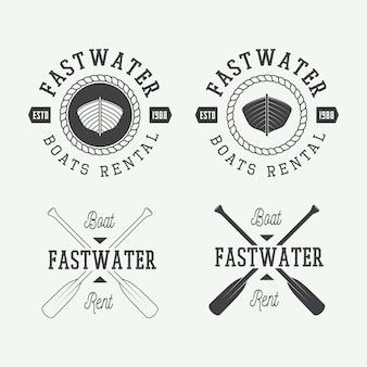 Logotipo rafting