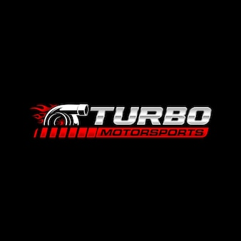 Logotipo turbo