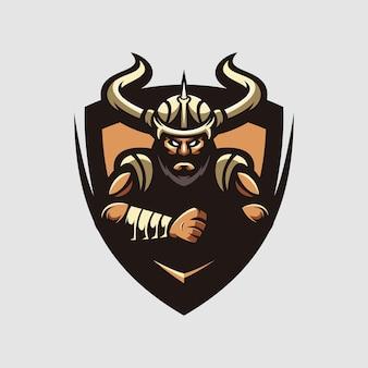 Logotipo viking