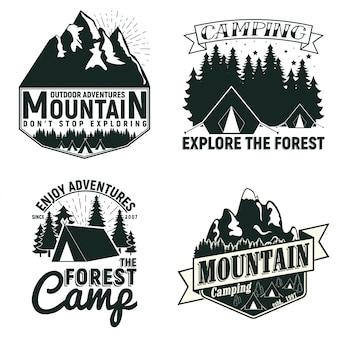 Logotipo vintage