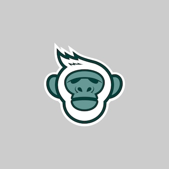 Logotipo yeti pronto para uso