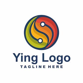 Logotipo ying