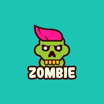 Logotipo zumbi