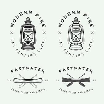 Logotipos de aventura