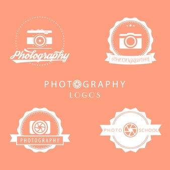 Logotipos de fotografia