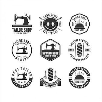 Logotipos de roupas personalizadas sob medida