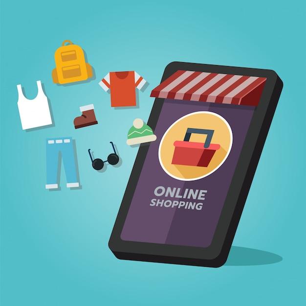 Loja de compras online