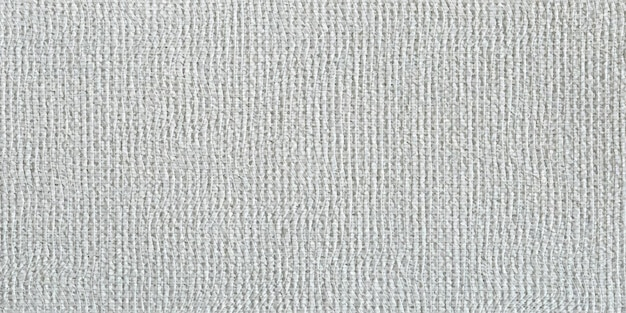 Lona cinza com grade realista, fundo horizontal do grunge do vetor. textura de tecido