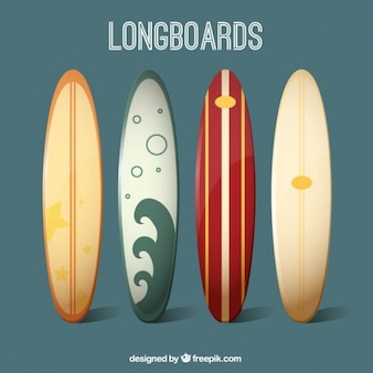Longboards lindo conjunto