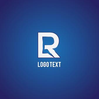 Lr business logo template