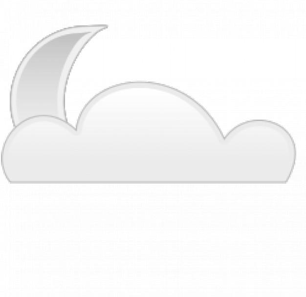 Lua nuvem