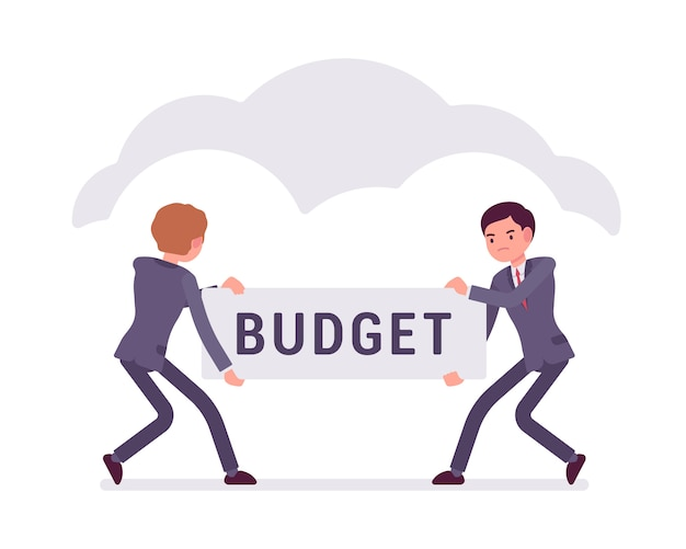 Luta pelo orçamento