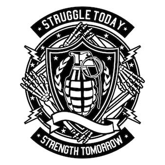 Lute hoje