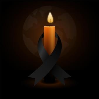 Luto pelas vítimas
