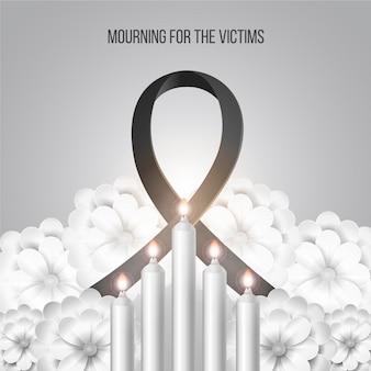 Luto pelo conceito de vítimas