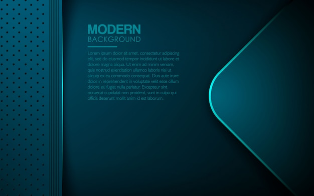 Luxo azul camadas texturizadas abstraem base