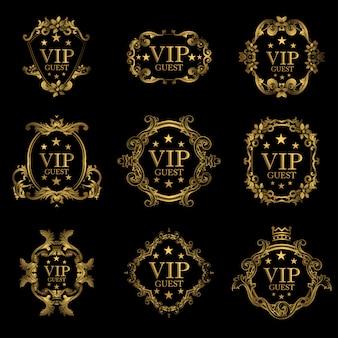 Luxo convidado vip