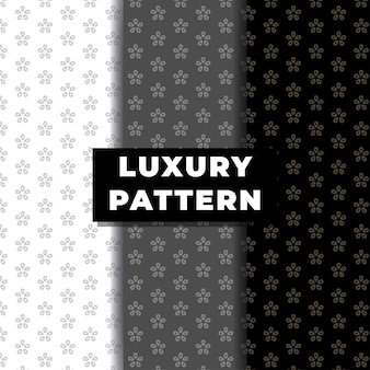 Luxo seamless pattern design