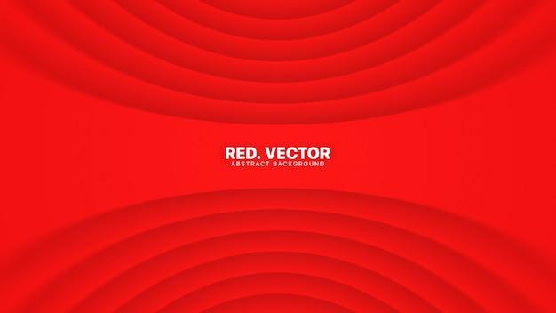 Luxo vermelho cerimonial elegante abstrato