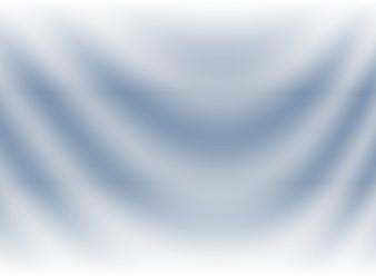 Luz da listra - fundo azul do material da tela.