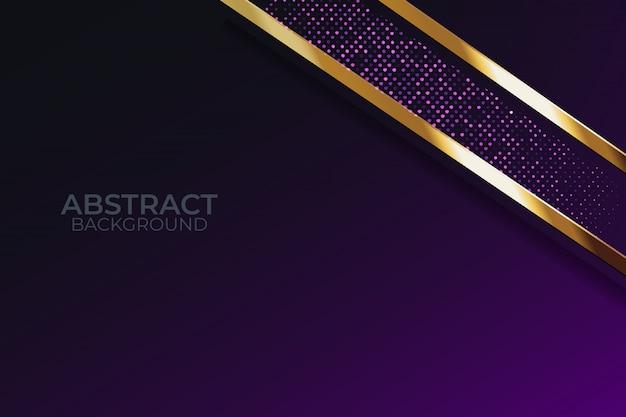 Luz de fundo de brilho com tecnologia moderna de cor abstrata