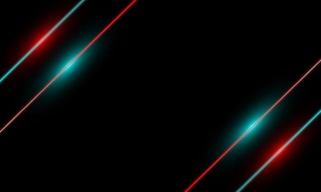 Luz simples abstrata de fundo de linha. ilustração vetorial.