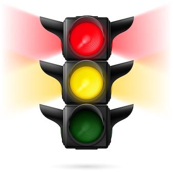 Luzes de trânsito