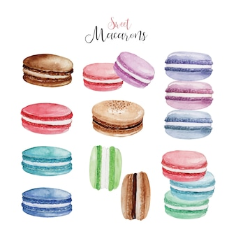 Macarons doces