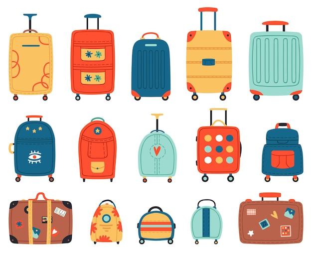 Malas de bagagem