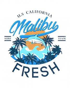 Malibu verão