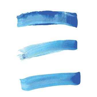Mancha de aquarela vetor colorido isolado abstrato. elemento para design de papel, anúncio. cores brilhantes isoladas no fundo branco. desenhos com copyspace, salpicos de pincéis. minimalista.